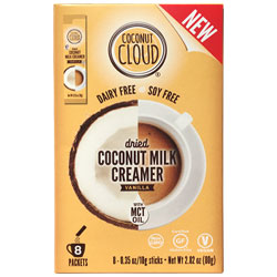 Coconut Cloud Coconut Milk Creamer Powder Packets - Vanilla THUMBNAIL