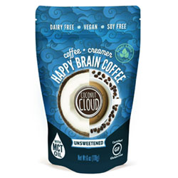 Happy Brain Coffee + Creamer by Coconut Cloud - Unsweetened THUMBNAIL