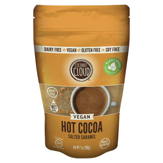 Salted Caramel Instant Hot Cocoa by Coconut Cloud MAIN