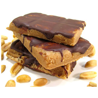 Peanut Butter Pillows by Chocolate Inspirations - Chocolate Covered MAIN