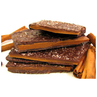 Cinnamon Toast Toffee by Chocolate Inspirations MAIN