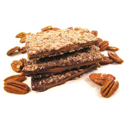 Vegan English Toffee by Chocolate Inspirations THUMBNAIL