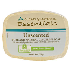 Clearly Natural Glycerine Soap - Unscented THUMBNAIL