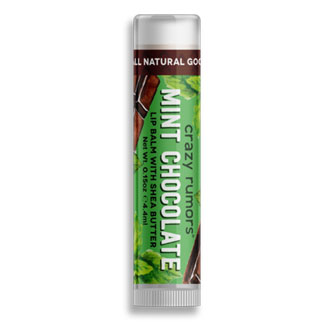 Lip Balm by Crazy Rumors - Mint Chocolate MAIN