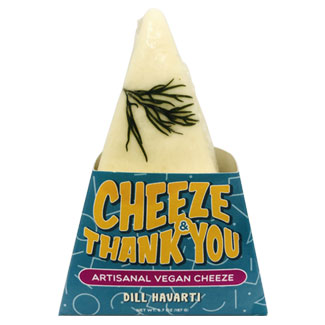 Cheeze & Thank You Artisanal Dill Havarti MAIN