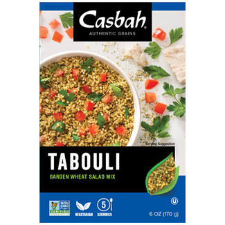 Casbah Tabouli Garden Wheat Salad Mix MAIN