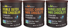 Castle Kitchen Premium Dark Hot Chocolate Mixes