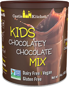 Castle Kitchen Kids Chocolatey Chocolate Drink Mix