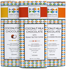 Coconut Milk Chocolate Bars by Charm School Chocolate_LARGE