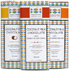 Coconut Milk Chocolate Bars by Charm School Chocolate