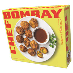 Chef Bombay Vegetable Pakoras with Tamarind Sauce THUMBNAIL