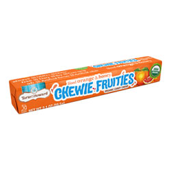 Chewie Fruities Organic Candy Packs by Torie & Howard - Blood Orange & (vegan) Honey THUMBNAIL