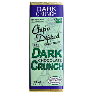Chip 'n Dipped Dark Chocolate Crunch Bar MAIN