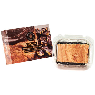 Vegan Halva by House of Halva - Chocolate Hazelnut MAIN