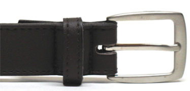 Town Belt by Vegetarian Shoes - Brown