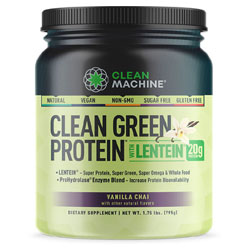 Clean Green Protein by Clean Machine THUMBNAIL