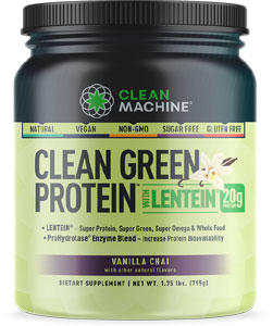 Clean Green Protein by Clean Machine LARGE