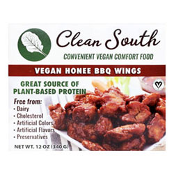 Clean South Vegan Honee BBQ Wings THUMBNAIL