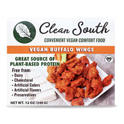 Clean South Buffalo Wings THUMBNAIL