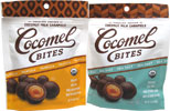 Cocomel Bites Organic Chocolate Covered Caramels