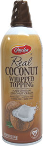 Real Coconut Whipped Topping by Gay Lea_LARGE