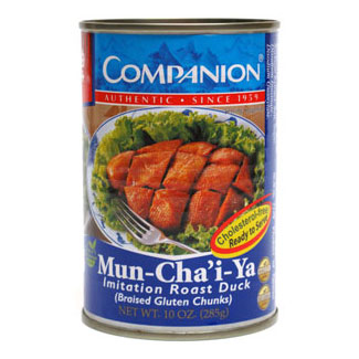Vegan Roast Duck by Companion Foods MAIN