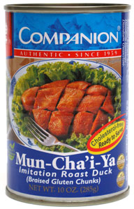 Vegan Roast Duck by Companion Foods