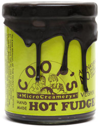 Vegan Hot Fudge by Coop's MicroCreamery