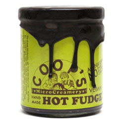 Vegan Hot Fudge by Coop's MicroCreamery THUMBNAIL