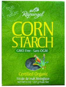 Organic Corn Starch by Rapunzel