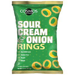 Vegan Sour Cream & Onion Rings by Cosmos Creations THUMBNAIL