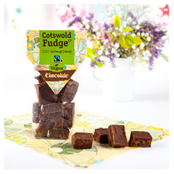 Chocolate Fudge by Cotswald Fudge Co. THUMBNAIL