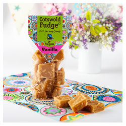 Vanilla Fudge by Cotswald Fudge Co. THUMBNAIL