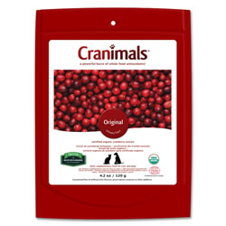 Cranimals Original Whole-Food Antioxidant Urinary Tract Support Supplement THUMBNAIL
