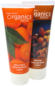 Desert Essence Organics Hand and Body Lotion_LARGE
