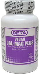Cal-Mag Plus by Deva Nutrition