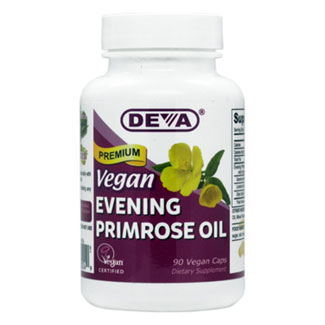 Organic Evening Primrose Oil by DEVA MAIN