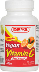 Natural Vegan Vitamin C by DEVA LARGE