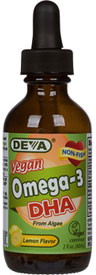 DEVA Vegan Liquid Omega-3 DHA Supplement