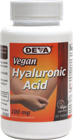 Vegan Hyaluronic Acid by DEVA