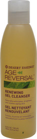 Age Reversal Renewing Gel Cleanser by Desert Essence