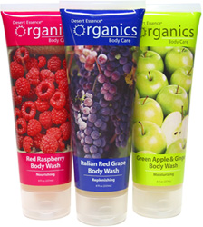Organic Body Wash by Desert Essence Organics