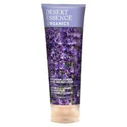 Desert Essence Organics Hand and Body Lotion - Bulgarian Lavender THUMBNAIL
