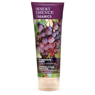 Desert Essence Organics Shampoo - Italian Red Grape MAIN