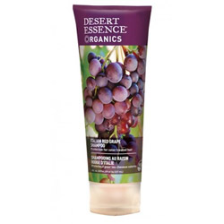 Desert Essence Organics Shampoo - Italian Red Grape THUMBNAIL