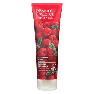 Desert Essence Organics Shampoo - Red Raspberry MAIN