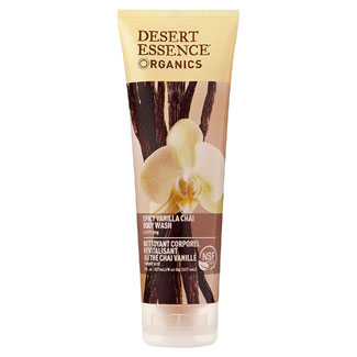 Organic Body Wash by Desert Essence - Vanilla Chai MAIN