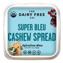 Super Bleu Organic Cashew Cheese Spread by The Dairy Free Co. THUMBNAIL