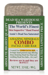Amazing Minerals Combo Facial Care Bar by Dead Sea Warehouse