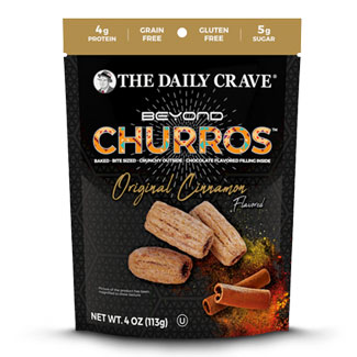 Beyond Churros by The Daily Crave - Original Cinnamon MAIN